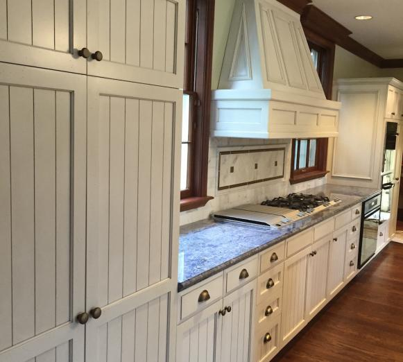 Cabinet Painting Job In Orange Park Fl Independent Painting
